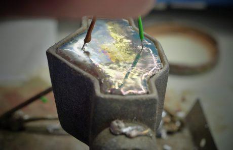 Kabelkonfektion Abisolierung und Verzinnen der Leitungsenden IMGP Idea  k