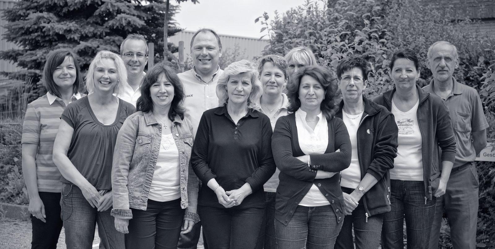 Das Team der IDEA Elektronik Systeme GmbH